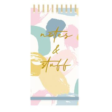 Notes and Lists Pad - Pastel Patter