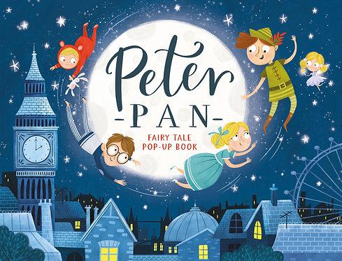 Peter Pan Fairy Tale Pop-Up Book