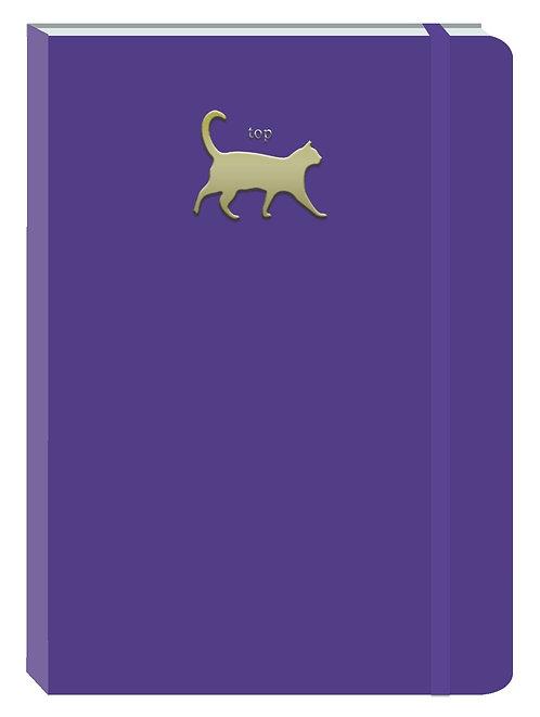 'Top Cat' A5 Flexi Journal