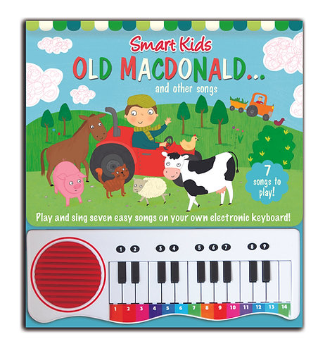 Piano Book - Old Macdonald