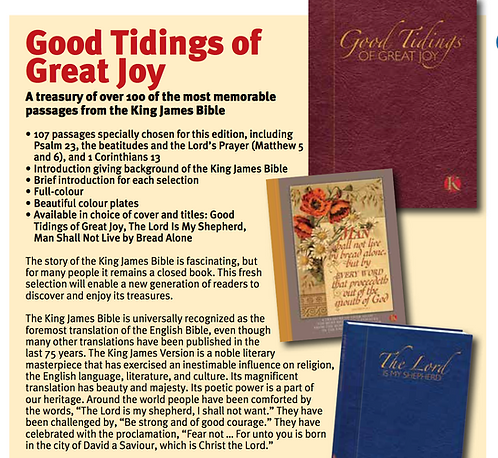 Illustrated Bible Gift Book