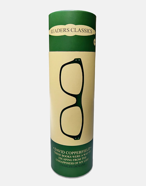 Reading Glasses in a Tube - David Copperfield