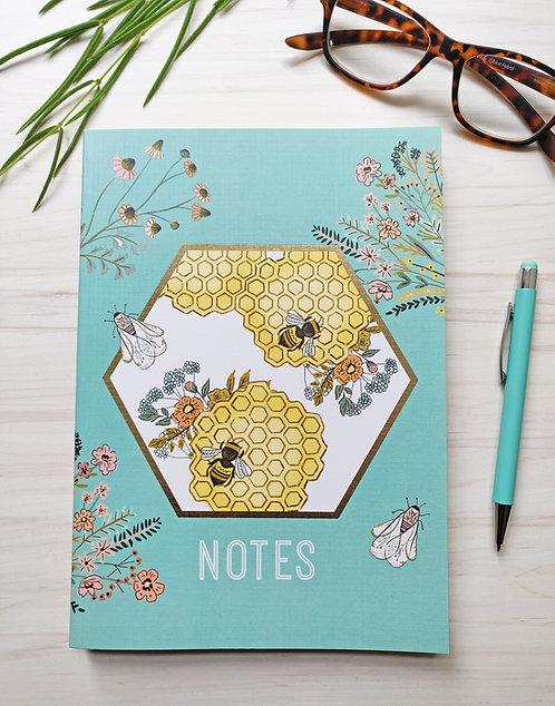 B5 Notebook - Beekeeper