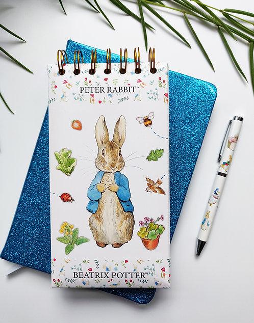 Tall List Pad - Peter Rabbit