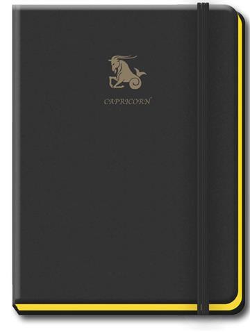 Capricorn A5 Flexi Zodiac Journal
