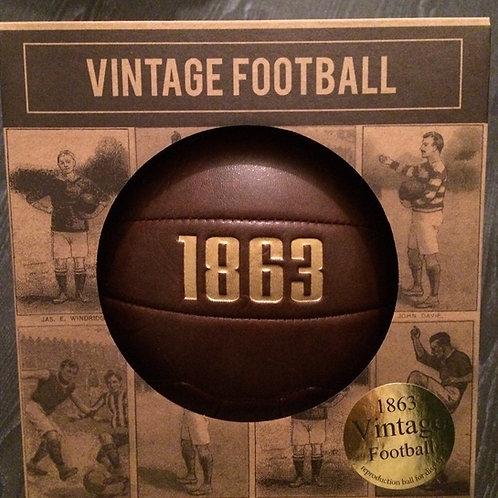 1863 Vintage Style Football