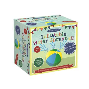 Inflatable Water Sprayball - Fun Day Games