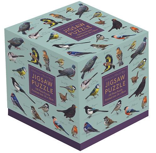 100 Piece Jigsaw - Patricia MacCarthy Birds