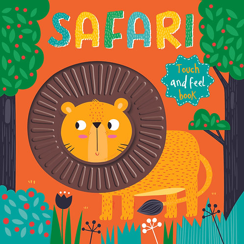 Touch and Feel - Safari