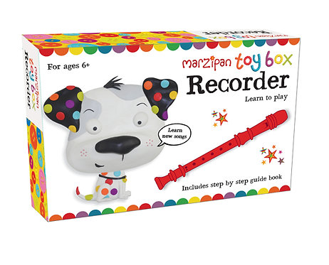 LEARN TO PLAY RECORDER - Marzipan