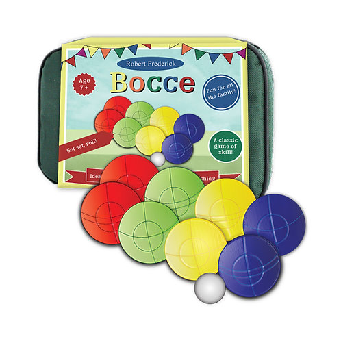 8 Ball Bocce Set - Fun Day Games