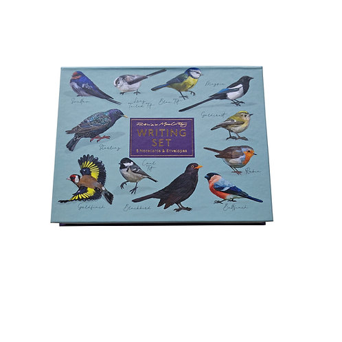 Patricia MacCarthy Birds Notecard Set