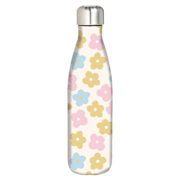 Water Bottle - Pastel Flowers