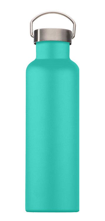 Handled Water Bottle - Mai Turquoise