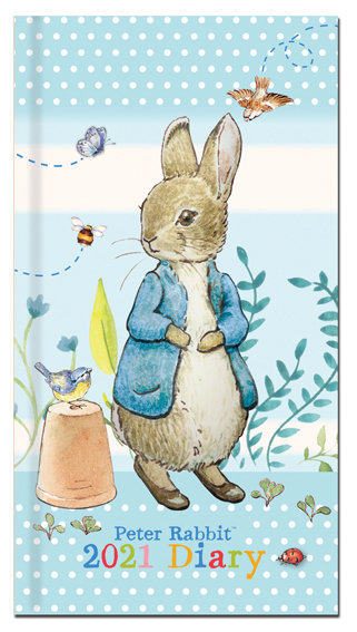 2021 Peter Rabbit Slim Diary