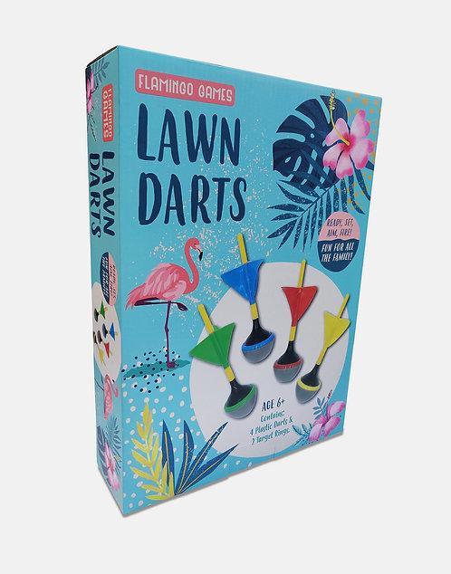 Lawn Darts - Flamingo Games
