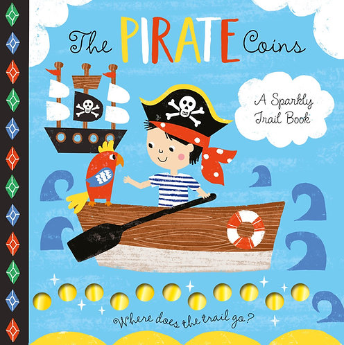 A Sparkly Trail - The Pirate Coins