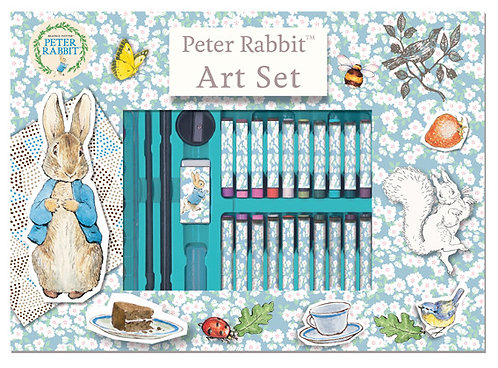 Beatrix Potter's Peter Rabbit Art Set