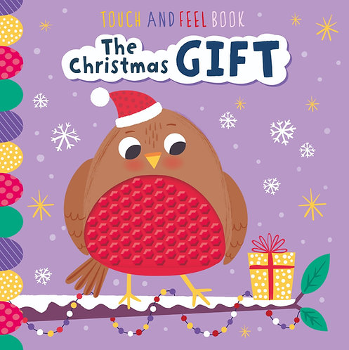 The Christmas Gift - Silicon Board Book