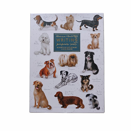 Patricia MacCarthy Dogs Writing Paper Set