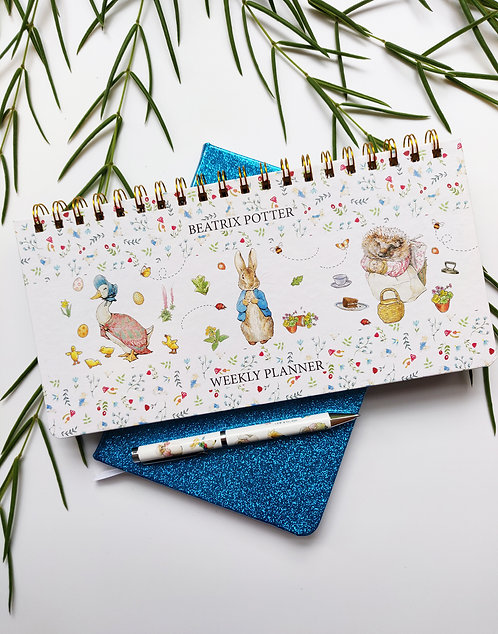 Weekly Planner - World of Beatrix Potter