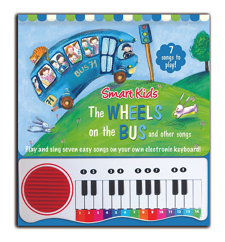 Piano Book - Wheels on the Bus