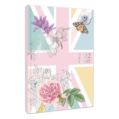 2022 A5 Diary - Jubilee Year