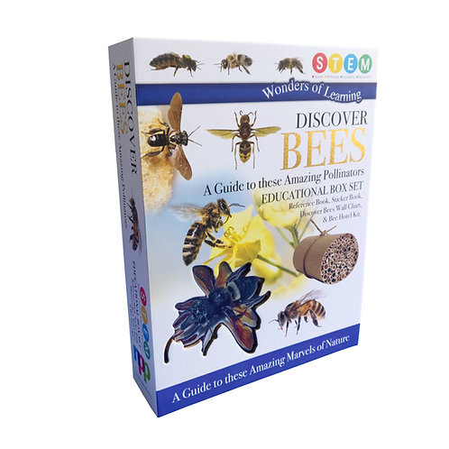 Wonders of Learning - Discover Bees