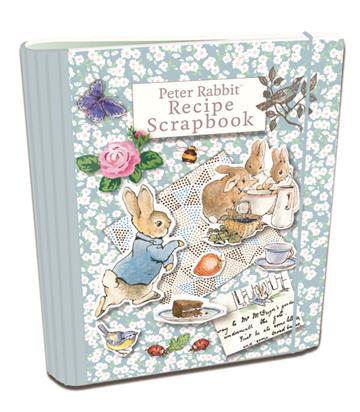 Beatrix Potter's Peter Rabbit Recipe Scrap Book