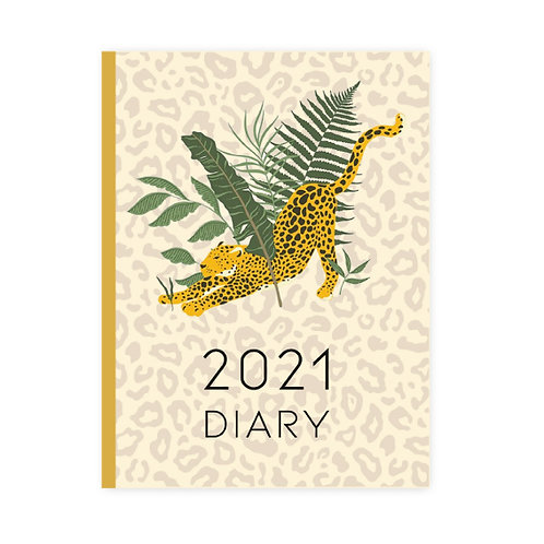 2021 Wild Cats A5 Diary