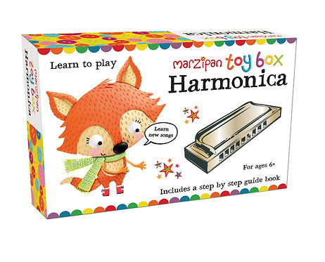 LEARN TO PLAY HARMONICA - Marzipan