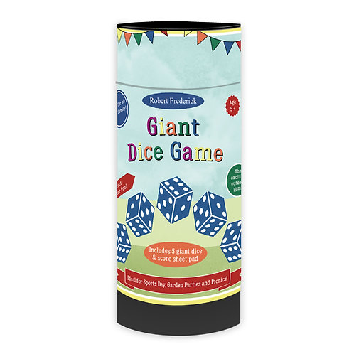 Giant Dice Game - Fun Day Games
