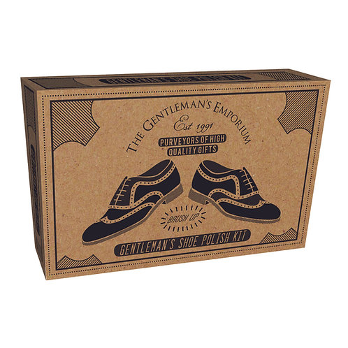 Shoe Polish Set - Gentleman's Emporium
