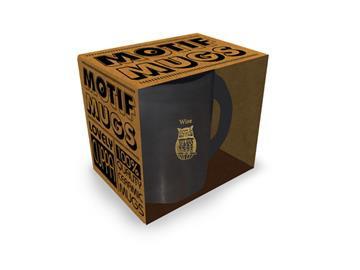 Wise Owl - Motif Mug