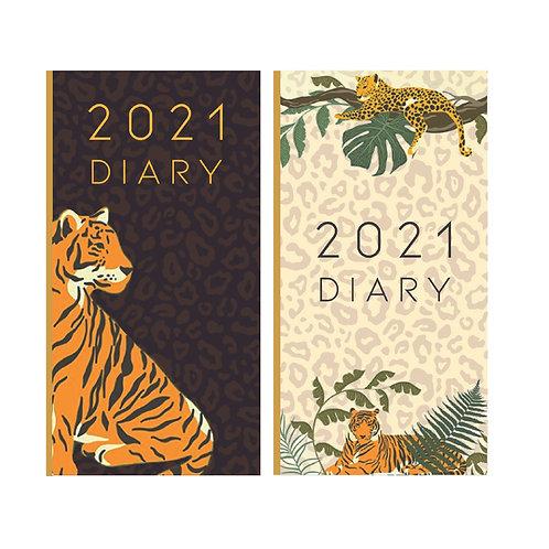 2021 Wild Cats Slim Diary