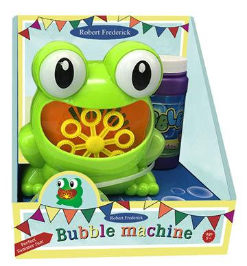 Frog Bubble Machine - Fun Day Games