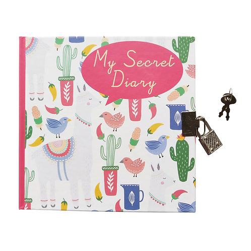 Secret Diary - Llama Adventures