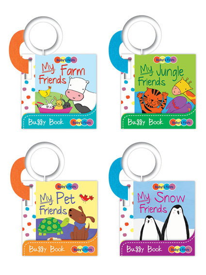 Buggy Board Books