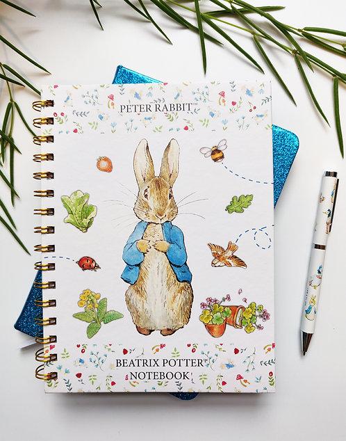 A5 Notebook - Peter Rabbit