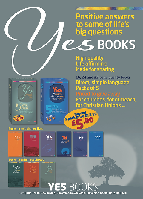 Yes Books - Box of 5