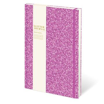 Glitter Journal - Bright Pink