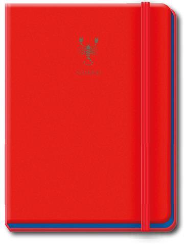 Scorpio A5 Flexi Zodiac Journal