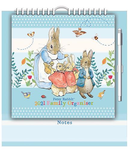 2021 Peter Rabbit Family Organiser Calendar