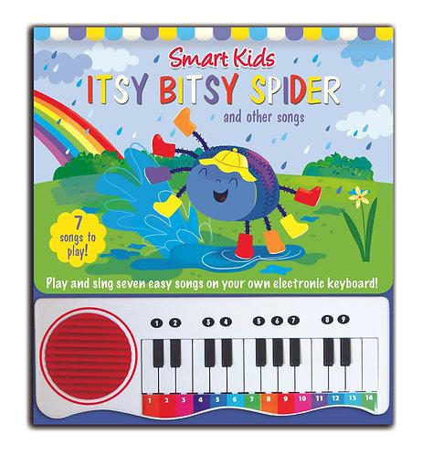 Piano Book - Itsy Bitsy Spider