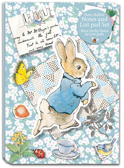 Things To Do Folder - Peter Rabbit