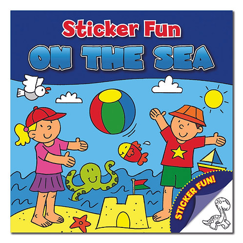 Let's Sticker - On the Sea