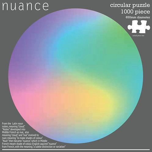 1000 Piece Jigsaw - Nuance Magnetic Field
