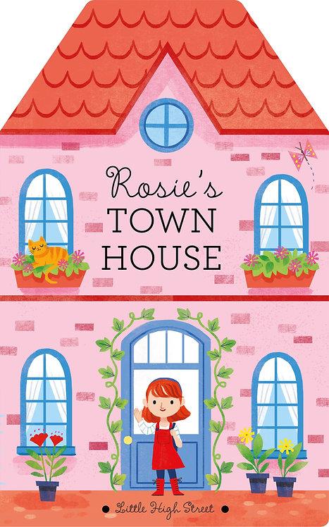 Rosie's Town House - Little High Street Book