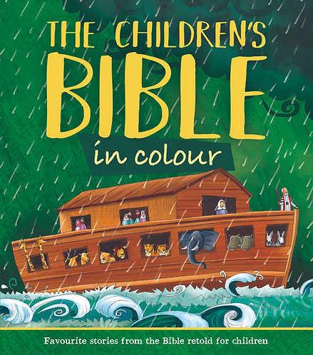 The Children's Bible - in colour