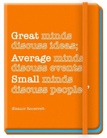 Journals for Success - Eleanor Roosevelt